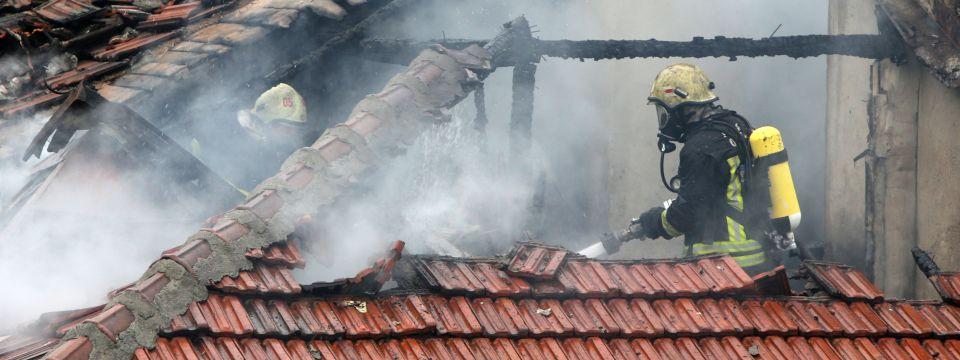 FIRE OR SMOKE DAMAGE
