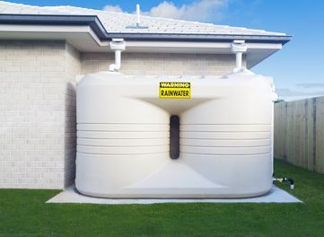 Water Catchment Tanks
