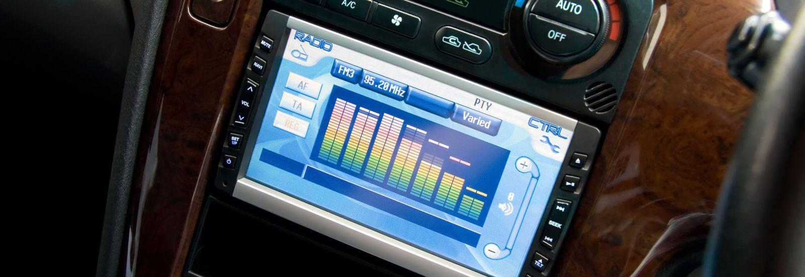 CAR AUDIO SERVICES